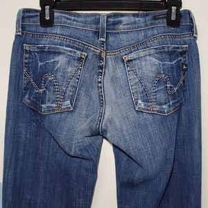 Citizen of Humanity Dita petite boot cut Jean's 27